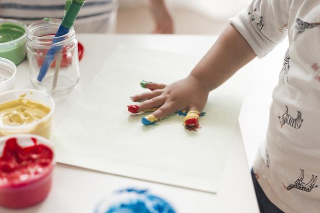 ศิลปะกับเด็ก มีประโยชน์อะไร