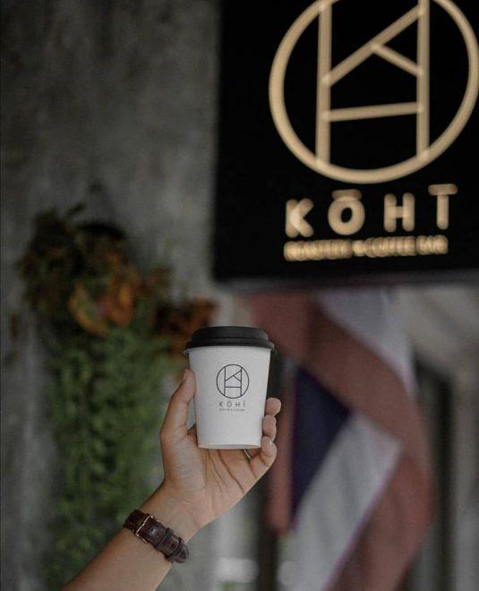 Order Food Online From Kohi Roastery & Coffee Bar Menu พร้อมส่งความอร่อยถึงบ้านคุณ
